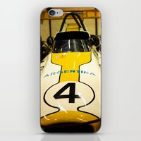 argentina iPhone & iPod Skins featuring Argentina #4 by Sciuridae