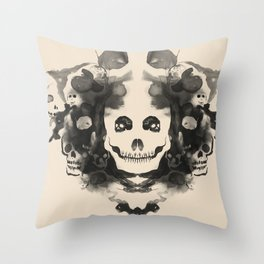 I See Everything Throw Pillow