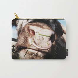 Nosey Cow Carry-All Pouch