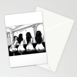 asc 944 - La nudité est mon bouclier (Keep your distance) Stationery Cards