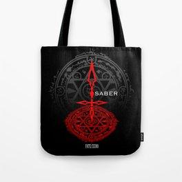 Fate/Zero Saber Tote Bag
