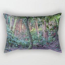 Furnas Forest Rectangular Pillow