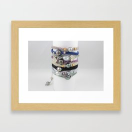 tamuera Framed Art Print
