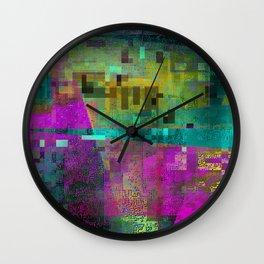 digital culture 1 Wall Clock