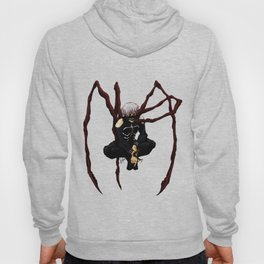 Better centipedes than spiders Hoody