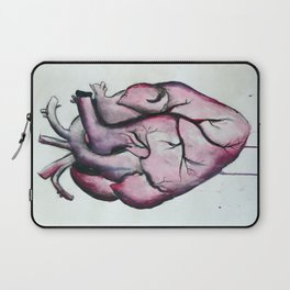 Anatomical Heart Laptop Sleeve