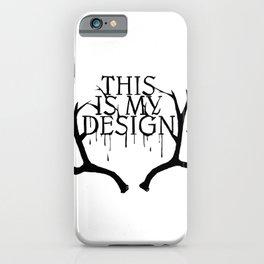 Aperitif iPhone Case