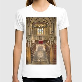 Knowlton Church Chancel T-shirt