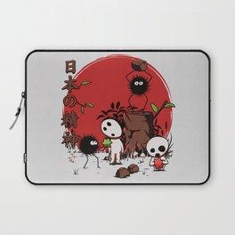 Kodamas & Susuwataris Laptop Sleeve