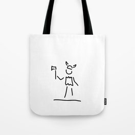 Norwegian Vikings Iceland Scandinavia Tote Bag