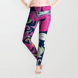 Floral Inspiration Leggings