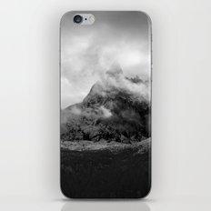 French Alps, Chamonix, France. iPhone & iPod Skin
