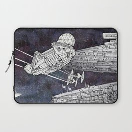 Millenium Falcon Laptop Sleeve