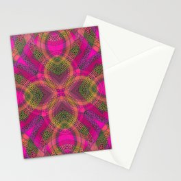 Pink Reflections Stationery Cards