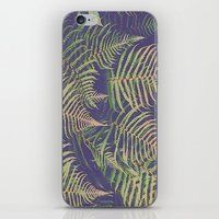 fern iPhone & iPod Skins featuring Fern by 83 Oranges™