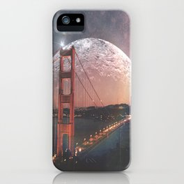 Goldie at sunset iPhone Case
