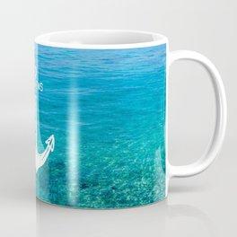 Hebrews Anchor Ocean Coffee Mug