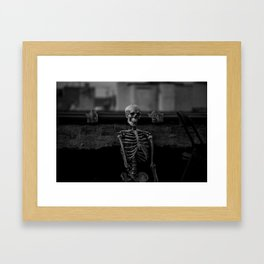 Harvey I Framed Art Print