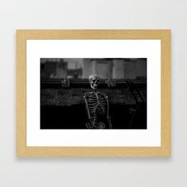 Harvey I Framed Art Print