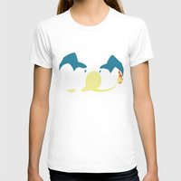 charizard T-shirts featuring Charizard by JHTY