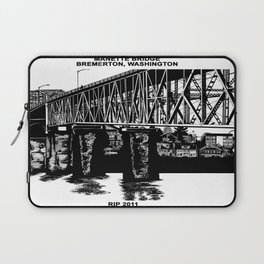 Manette Bridge Laptop Sleeve
