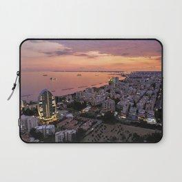 Limassol Skyline Laptop Sleeve