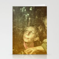 child Stationery Cards featuring Child by Adrian Rosu