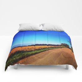 The Road Home Comforters