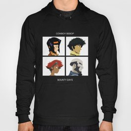 Cowboy Bebop - Bounty Days Hoody