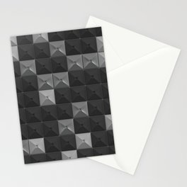 square puzzle Stationery Cards