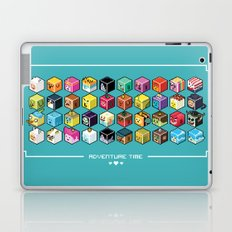 A.T. Cubies (40 CHARACTERS) Laptop & iPad Skin