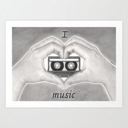 Love 02 Art Print