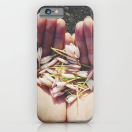 Smell Like Spring Spirit - Níjar iPhone Case