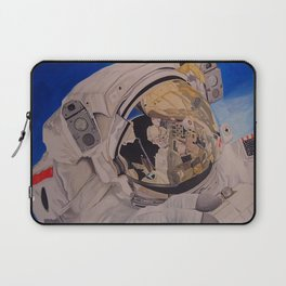 Astronaut in space, man. Laptop Sleeve