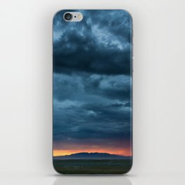 Salt Lake Sky iPhone Skin