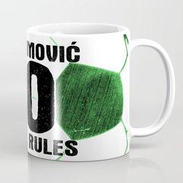 Ibrahimovic 10 Rules Coffee Mug