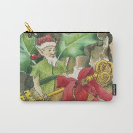Thorn the Holly Kingdom Gatekeeper Carry-All Pouch
