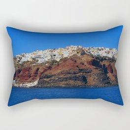 Santorini 22 Rectangular Pillow