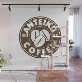 Anteiku Coffee Wall Mural