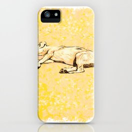 Dogs Large and Small, Ideal for Dog Lovers (29) iPhone Case