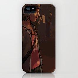 Max Caulfield iPhone Case