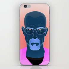 Mr. White iPhone & iPod Skin