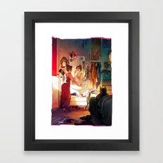 Morning Framed Art Print