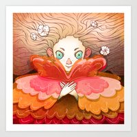 Fairy Queen Art Print