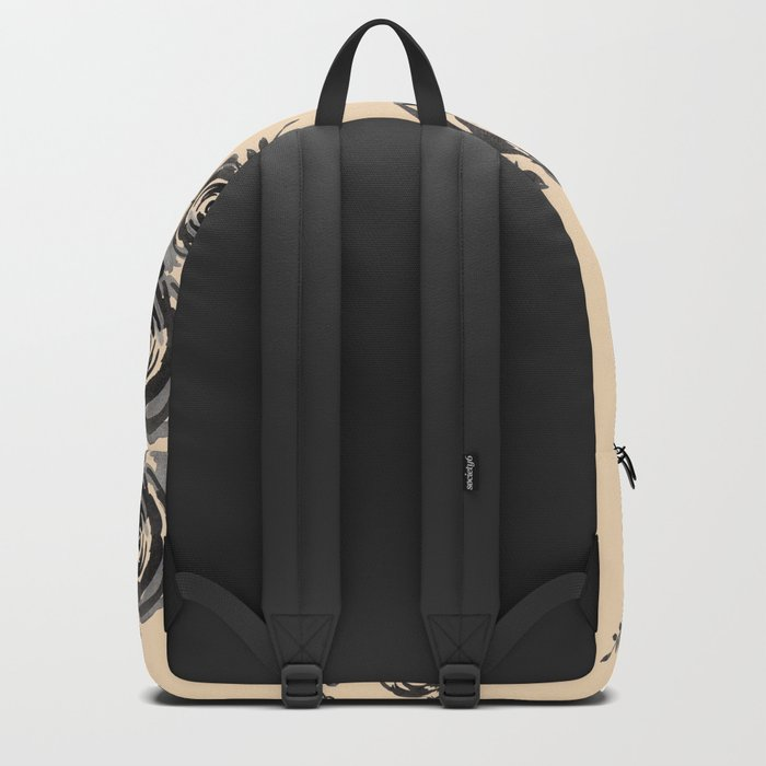 Roses pattern Backpack