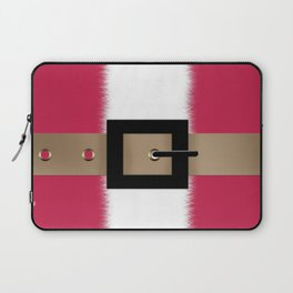 Christmas , Santa Claus , red Laptop Sleeve