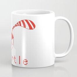 Mr Bartle ***** Rabbit Logo Coffee Mug