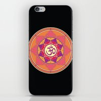 ohm iPhone & iPod Skins featuring Ohm by TypicalArtGuy
