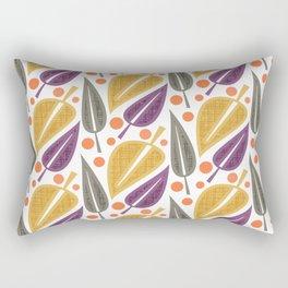 Leaf Me Alone Rectangular Pillow