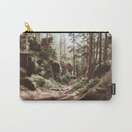 Wild summer - Landscape and Nature Photography Carry-All Pouch